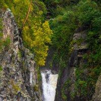Водопад Киште :: Александр Пахилов