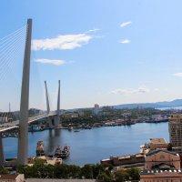 Золотой мост :: Полина Иванова