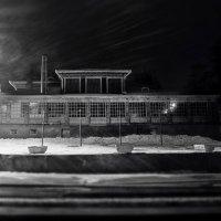 Летняя веранда дворянского собрания ... :: Роман Шершнев