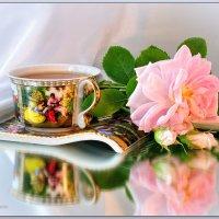 Утреннее чаепитие :: Светлана Логинова