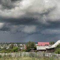 Перед грозой. :: Александр Ломов