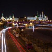 Вид на Кремль :: Павел Белоус