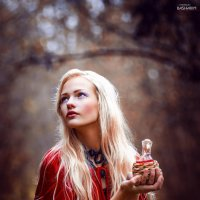 Фото-проект Колдунья :: Станислав Башарин