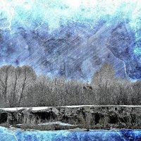 остатки зимы :: Алексей -