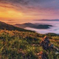 Утро в горах :: Эдуард Ефремов