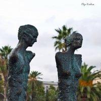 интересная скульптура :: Ольга Киселева