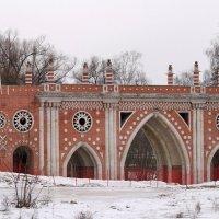 Последняя неделя зимы. :: Юрий Шувалов