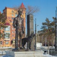 Памятник пограничнику :: Константин Н.