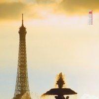 Оглянись  Париж, я твой профиль весенний увижу .../Look Paris, I see your profile :: Serg Kocian