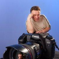 Автопортрет... :) :: Александр Никитинский