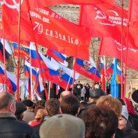 Севастополь, 23 февраля :: Игорь Кузьмин