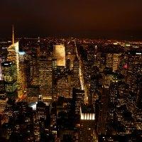 Ночной Нью-Йорк :: Ирина Бастырева