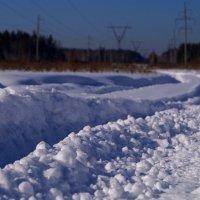 зима ... :: Александр Шамов