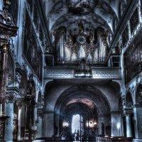 собор в Зальцбурге :: Александр Корчемный