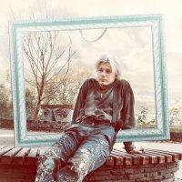 Мир реальный – как картина в раме... :: Ирина Данилова
