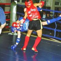 Это тайский бокс :: Вячеслав