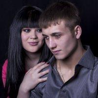 Влюбленные :: Марина Кириллова