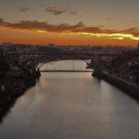 На реке Даура(Порту) :: михаил