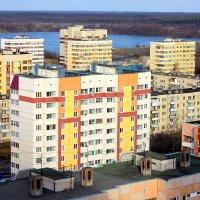 Город :: Денис Матвеев