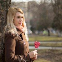 в ожидании любви :: Iryna Ivanova