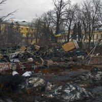 The Barricade :: Roman Ilnytskyi