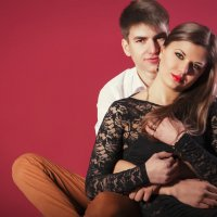 Катя+Сережа :: Солнечная Лисичка =Дашка Скугарева