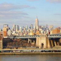 Зимний Нью-Йорк :: Ирина Бастырева