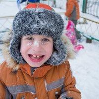 Снежные канапушки :: Наталия Живаева