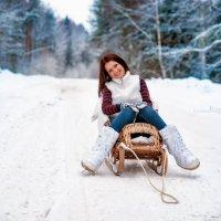 снежное настроение :: Катерина Репина
