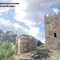 Храм и башня :: Игорь Шубовичь