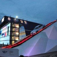 Дом Ауди в Олимпийском парке :: Ирина Токарева