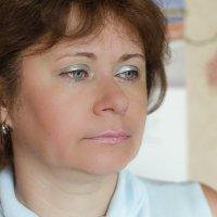 Женский портрет с ретушью :: Stanislav Zanegin