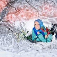 зима , холода, одинокие дома..... :: Ксения Ерёмина