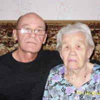 Мать и сын :: Инна Ивановна Нарута