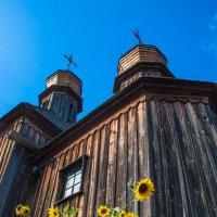 Карпатская церковь. :: Анжелика Вузловенко