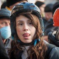 Лица (на улицах Киева) :: Юрий Матвеев