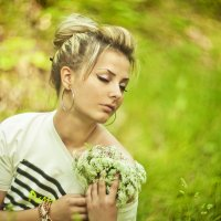 Придет Весна и цветы распустятся сами.............. :: Алла Кочкомазова