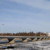 Карельский мост  в Сортавала :: Сергей