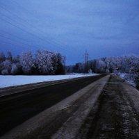 зимняя дорога :: Андрей Куприянов