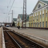 ЖД Вокзал. :: Анатолий Бахтин