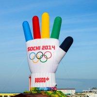 Sochi 2014 :: Геннадий Оробей