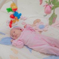 Моя куколочка Яночка! :: Лариса Сафонова