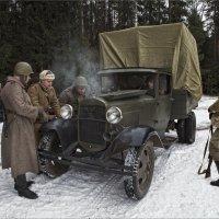 1944. Ну заводись!..ёпрст!!! :: Виктор Перякин