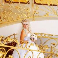 Свадебная Золушка :: Фотостудия Объективность
