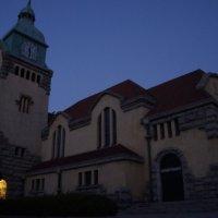 протестантская церковь :: Елена Загитова