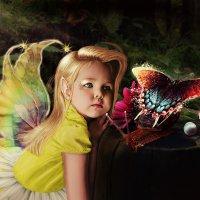 волшебство... :: Элен Банер