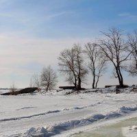 В ожидании весны или Застывшие волны :: Dr. Olver