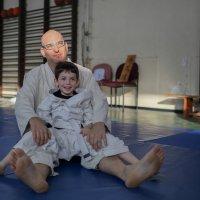Два поколения на татами :: Павел L