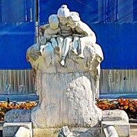 Скульптура-фонтан «Молодость» (фр. «Jeunesses») :: Александр Корчемный
