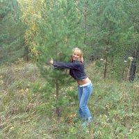 В лесу родилась елочка. В лесу она росла. :: Gulnaz Samigullina